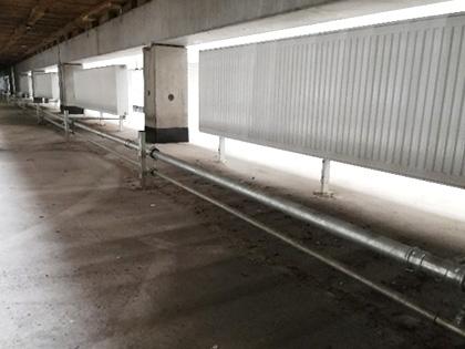 Rekonstrukce osvětlení, elektroinstalace a vytápění ve vozovně Žižkov - IM-Stav