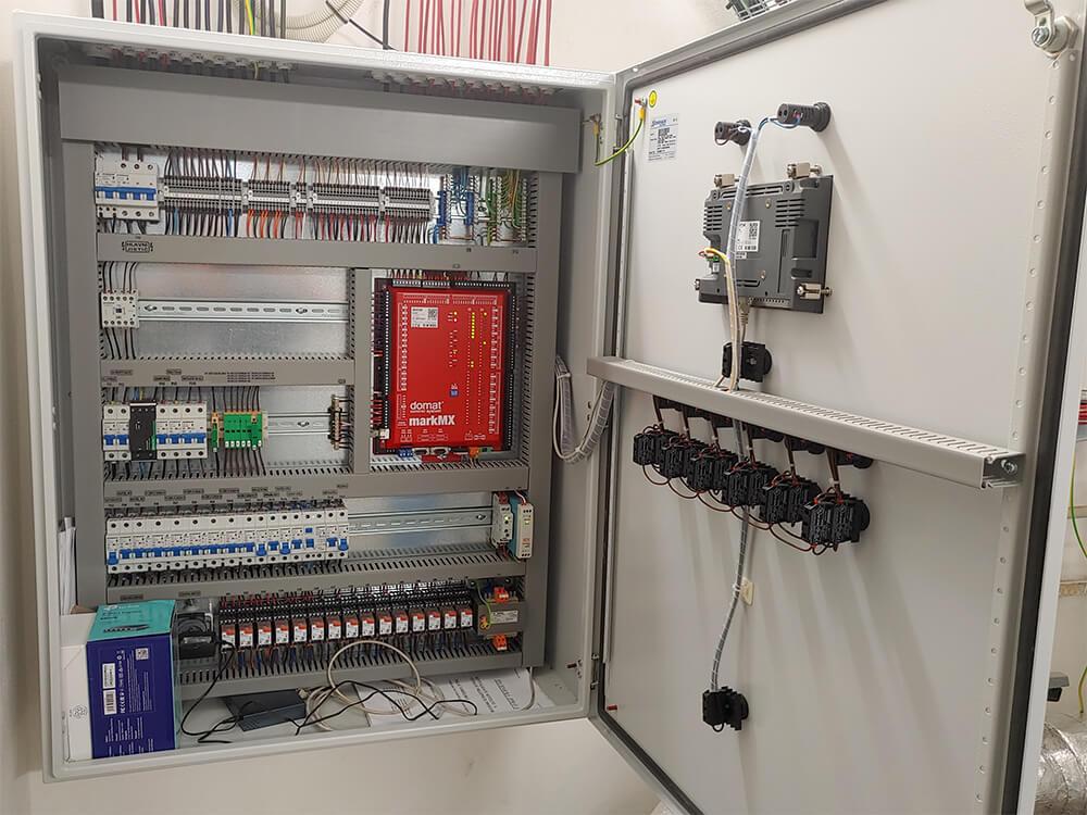 Rekonstrukce výměníkové stanice 700 kW